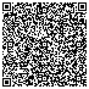 QR-код с контактной информацией организации Iris (Айрис), ИП салон красоты