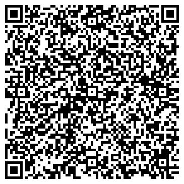 QR-код с контактной информацией организации Vitality (Салон красоты), ИП