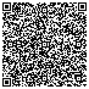 QR-код с контактной информацией организации Априори, салон красоты