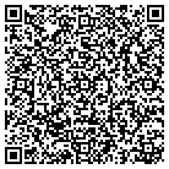 QR-код с контактной информацией организации Сатин, Салон красоты