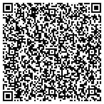 QR-код с контактной информацией организации Антураж, Салон красоты, ИП