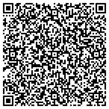 QR-код с контактной информацией организации Акку, салон красоты