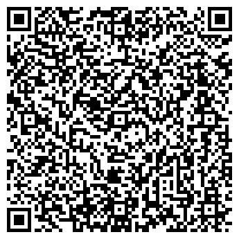 QR-код с контактной информацией организации AVIVA (Авива), ИП