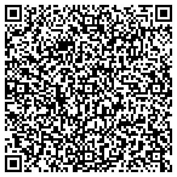 QR-код с контактной информацией организации ЕВА Салон красоты, ИП