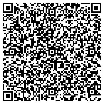 QR-код с контактной информацией организации Айма салон красоты, ИП