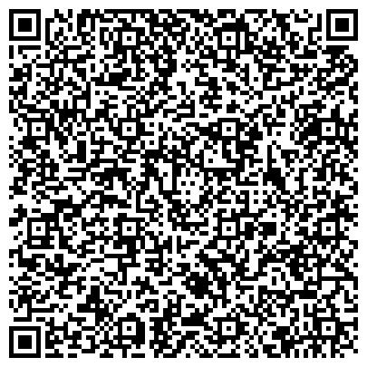 QR-код с контактной информацией организации Салон красоты Золотой Лотос, ИП