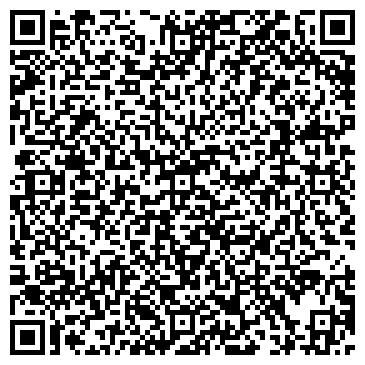 QR-код с контактной информацией организации Люкс, Парикмахерская