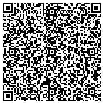 QR-код с контактной информацией организации Иришка (Парикмахерская), ИП