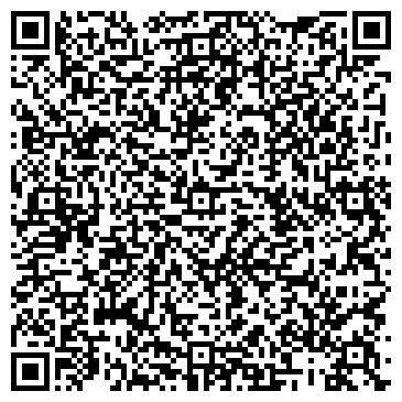 QR-код с контактной информацией организации Gaziza (Газиза), ИП салон красоты