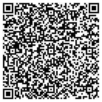 QR-код с контактной информацией организации Салон красота Бион, ИП