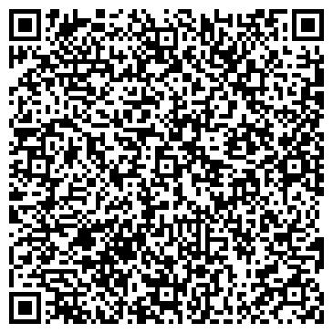 QR-код с контактной информацией организации Малина (Студия красоты), ИП