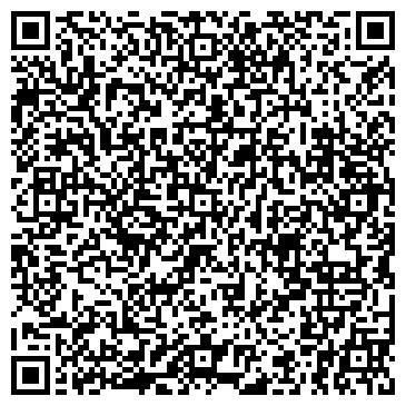 QR-код с контактной информацией организации Ару (салон красоты), ИП