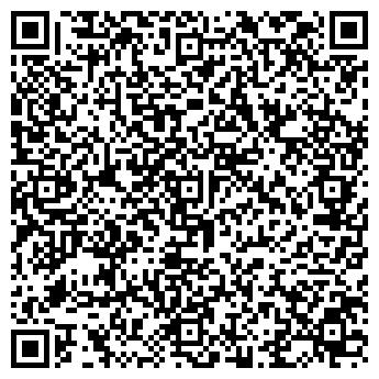 QR-код с контактной информацией организации МОЙ, салон красоты, ИП