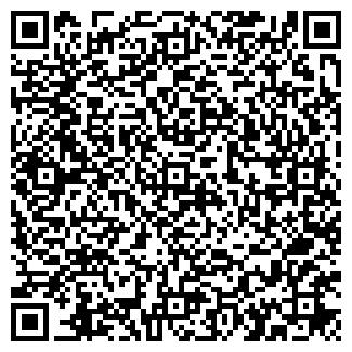 QR-код с контактной информацией организации Тропикана, ИП