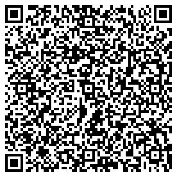 QR-код с контактной информацией организации Red&Black, ИП