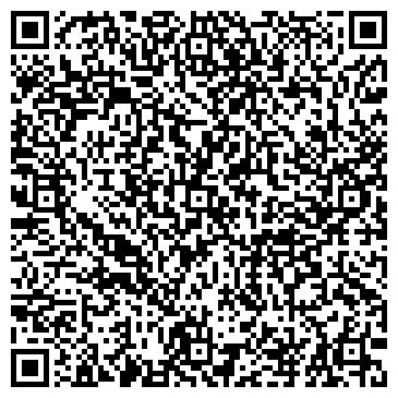 QR-код с контактной информацией организации салон красоты OBRAZ, ИП