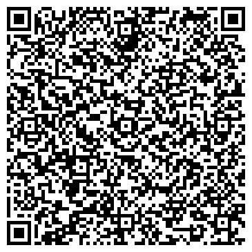 QR-код с контактной информацией организации Visage-School (салон-студия красоты), ИП