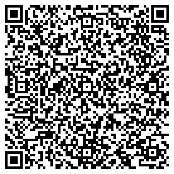 QR-код с контактной информацией организации Эрмитаж, ИП салон красоты