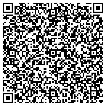 QR-код с контактной информацией организации MATIS студия красоты, ИП