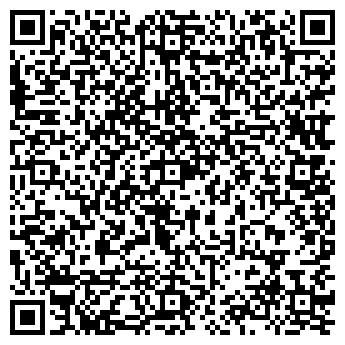 QR-код с контактной информацией организации Ladies (Ледиес), ИП