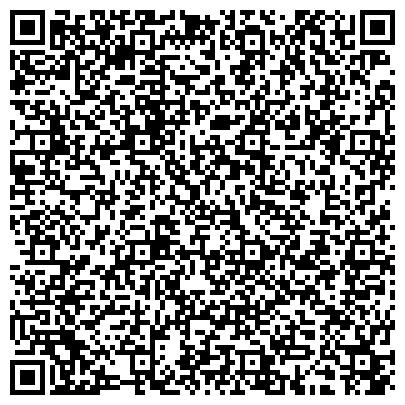 QR-код с контактной информацией организации Салон красоты Art of Beauty (арт оф бьюти), ИП