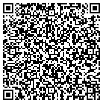 QR-код с контактной информацией организации Салон красоты CUTIE
