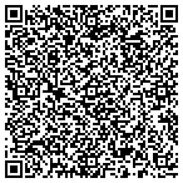 QR-код с контактной информацией организации Центр красоты New life