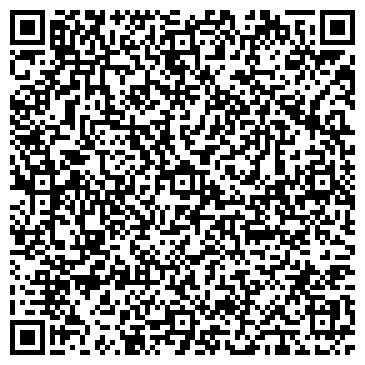 """QR-код с контактной информацией организации Салон красоты """"Афина"""""""