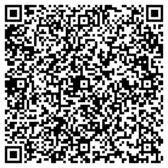 QR-код с контактной информацией организации салон красоты Cherry