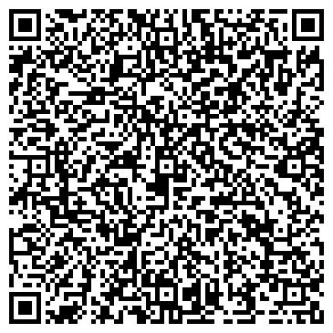 QR-код с контактной информацией организации Парикмахерская 50/50 салон красоты,ЧП