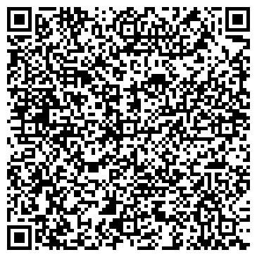 QR-код с контактной информацией организации Студия татуажа и пирсинга, ЧП