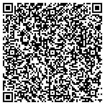 QR-код с контактной информацией организации Студия татуажа Катерины Данильчик