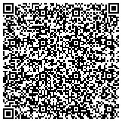 QR-код с контактной информацией организации Салон художественной татуировки РАСТР, ЧП