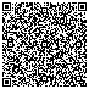QR-код с контактной информацией организации Салон красоты Корона, ЧП