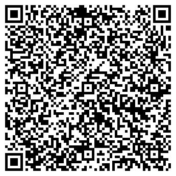 QR-код с контактной информацией организации Центр красоты Этуаль, ИП
