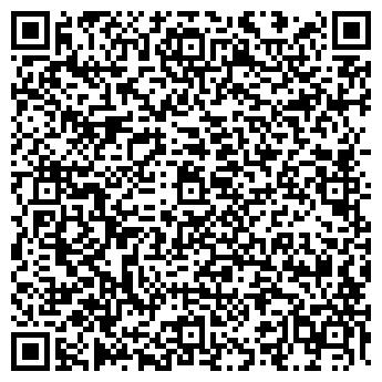 QR-код с контактной информацией организации Вива (Viva), ИП