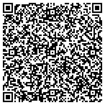 QR-код с контактной информацией организации EIVA (Елва), студия красоты, ИП