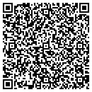 QR-код с контактной информацией организации Андромеда