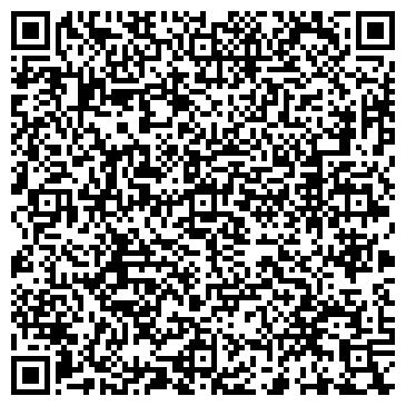 QR-код с контактной информацией организации High School Service