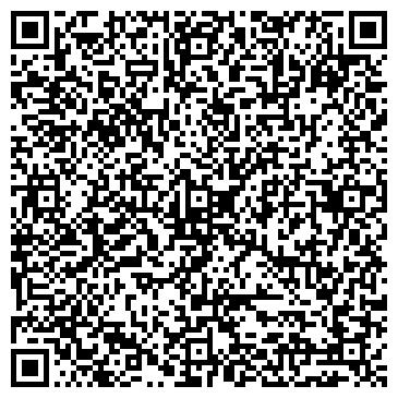 QR-код с контактной информацией организации Психотерапевтический центр «MATRIX»