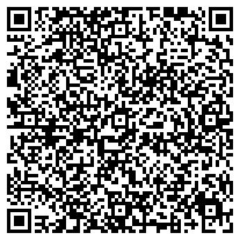 QR-код с контактной информацией организации Авторская школа, ЧП