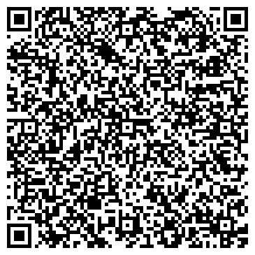 QR-код с контактной информацией организации Туристическая компания Queens'travel