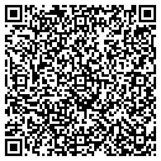 QR-код с контактной информацией организации Далян, ИП