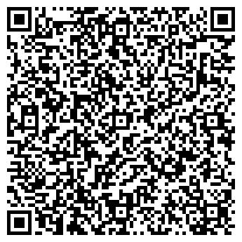 QR-код с контактной информацией организации Street Workout