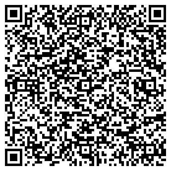 QR-код с контактной информацией организации ФОК «Серебрянка»