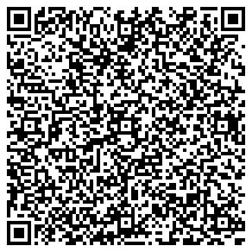 """QR-код с контактной информацией организации Клуб аэробики и школа танцев """"Блэк"""""""