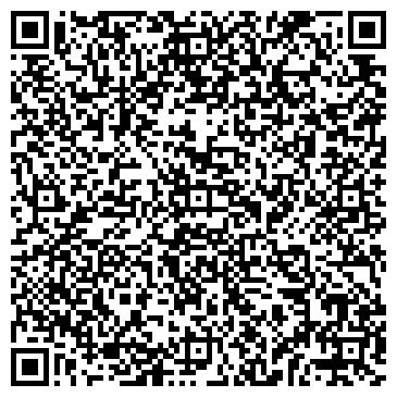 QR-код с контактной информацией организации Клуб спортивного каратэ