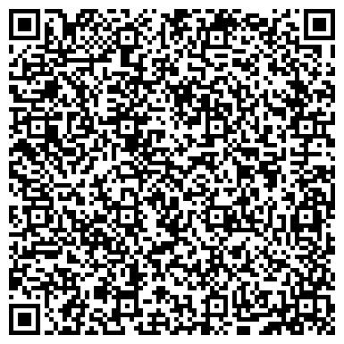 QR-код с контактной информацией организации Тренажерный зал «Железяка»