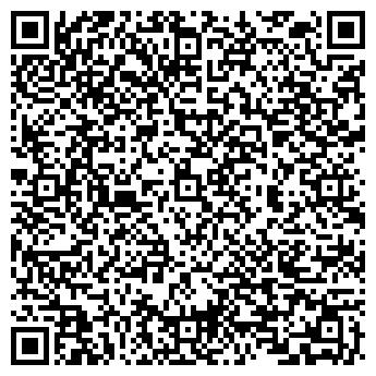QR-код с контактной информацией организации Dance World