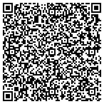 QR-код с контактной информацией организации Спортивні покриття